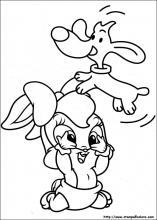 Baby Disney 038 Disegni Da Colorare