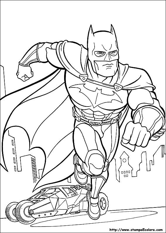 Disegni De Batman