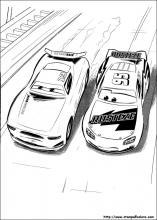 Disegni Da Colorare E Stampare Di Cars 3 Powermall