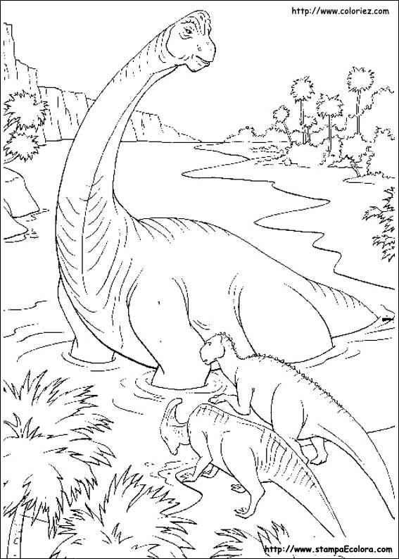 Disegni de Dinosauri