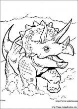 Disegni Di Dinosauri Da Colorare