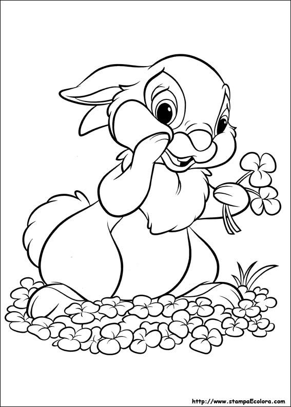 Disegni de Disney Bunnies