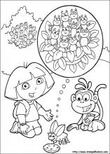 Mandala Avec Motif Floral 8 together with Coloriage Mandala further Playmobil Travaux Coloriage 12548 together with Coloriage Hiver Imprimer Gratuit also Barbie. on dora coloring pages