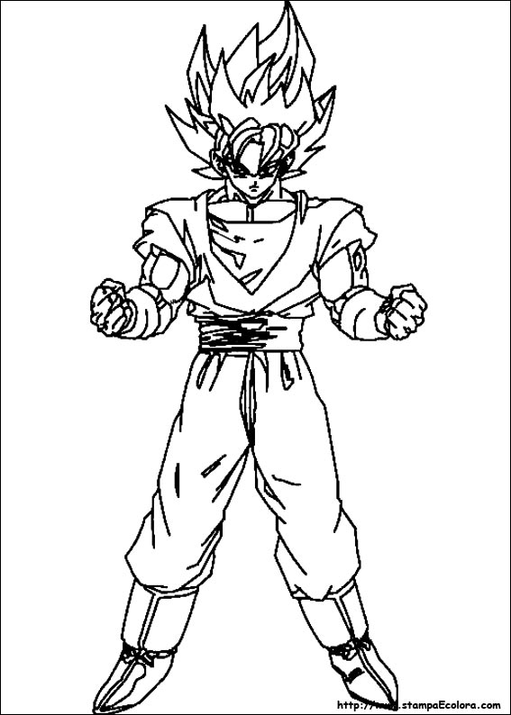 Disegni de Dragon Ball Z
