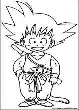 Disegni Di Dragon Ball Z Da Colorare