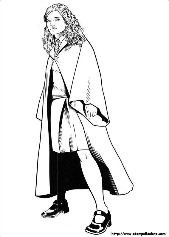 Pictures Of Harry Potter Coloring Pages Ron Kidskunstinfo - Ginny-weasley-coloring-pages