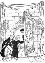 disegni da colorare harry potter e i doni della morte