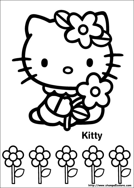 Immagini disegni hello kitty