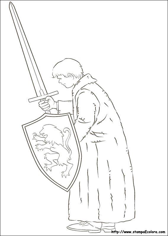 Disegni De Le Cronache Di Narnia