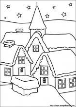 Disegni Di Natale Per Scuola Media.Disegni Di Natale Da Colorare