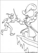Disegni Di Peter Pan Da Colorare