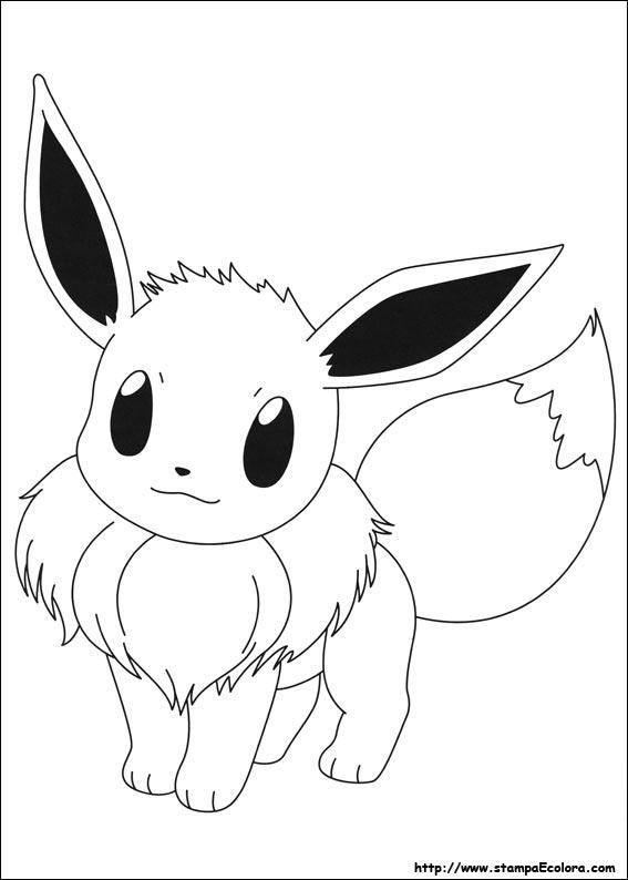 Immagini Di Pikachu Da Stampare