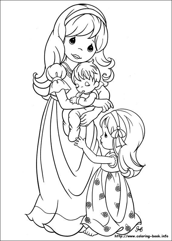 Dibujos precious moment - Imagui
