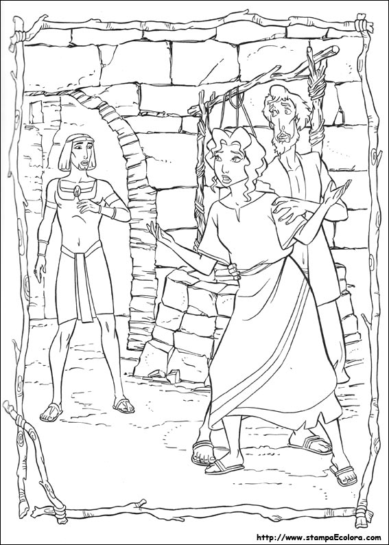 the red pyramid coloring pages - photo#16