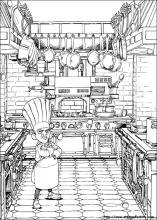 Stunning Cucina Da Colorare Ideas - Ridgewayng.com - ridgewayng.com