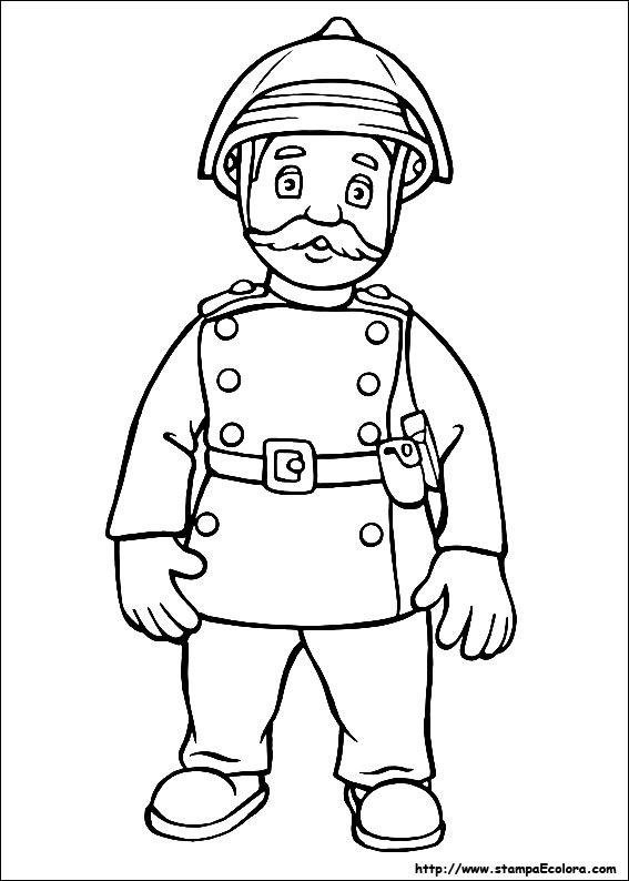 Disegni de Sam il pompiere