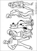 Disegni Di Scooby Doo Da Colorare