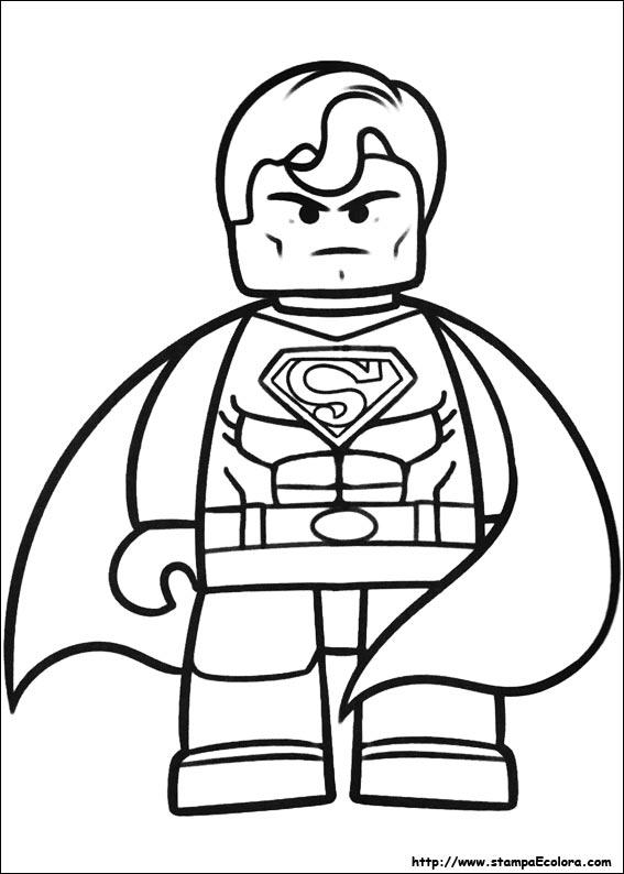 Disegni De Lego Batman