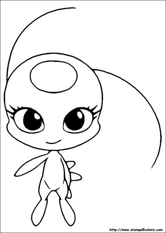 Disegni de Miraculous Le storie di Ladybug e Chat Noir