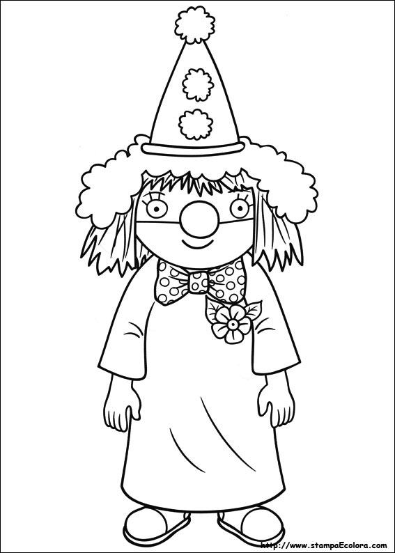 disegni de piccola principessa