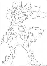 Disegni Pokemon Leggendari Da Colorare E Stampare Fredrotgans