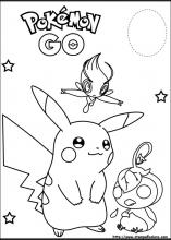 Disegni Di Pokemon Da Colorare