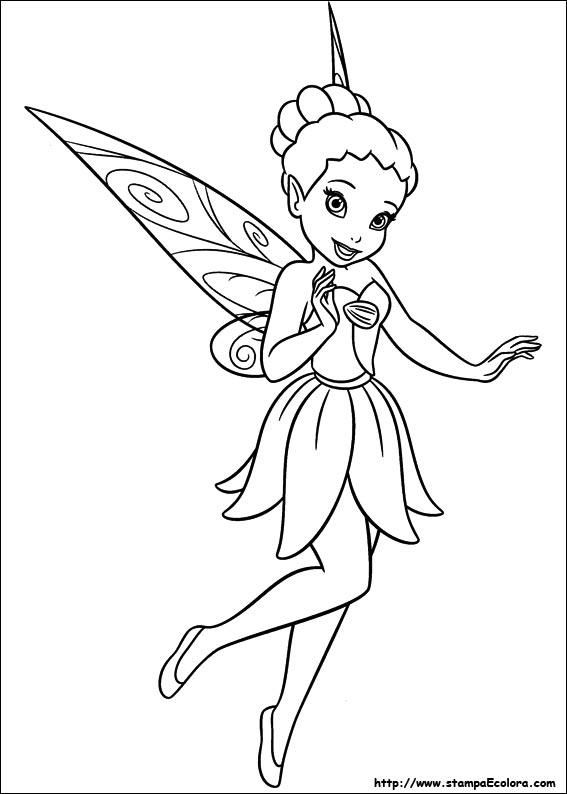 Disegni de trilli e il segreto delle ali for Immagini di trilli
